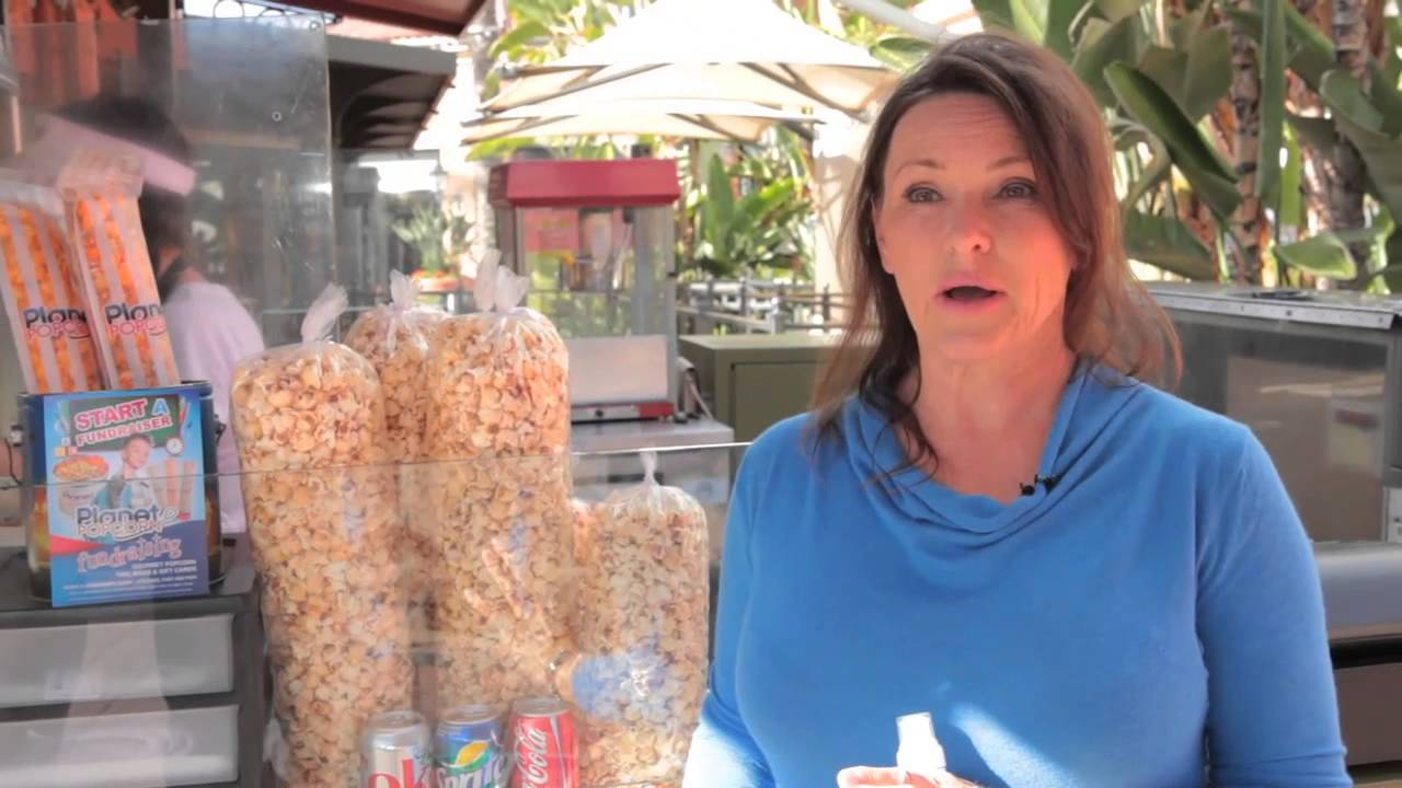 Planet Popcorn on The Best of Southern California - YouTube