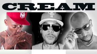 CREAM - Lord Kossity feat Dany Boss & Vybz Kartel (SON)