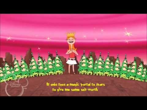 Phineas and Ferb - Queen of Mars Extended Lyrics