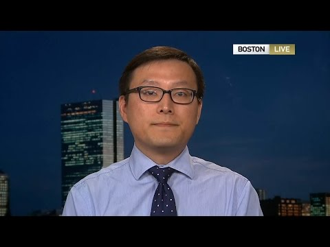 Dr  Xi Chen on drug approval process in China