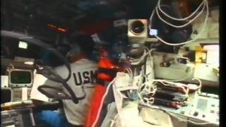 Space Shuttle Flight 39 (STS-37) Post Flight Presentation