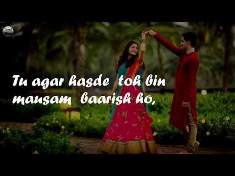 Teri Nazron Ne Kuch Aisa Jadoo Kiya❤❤❤... (lyrics Video)