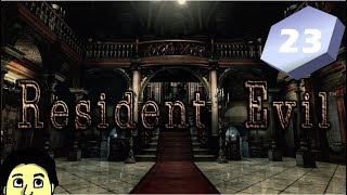 Let#39s Play Resident Evil Remake Blind Part 23 How to Moan a Lisa