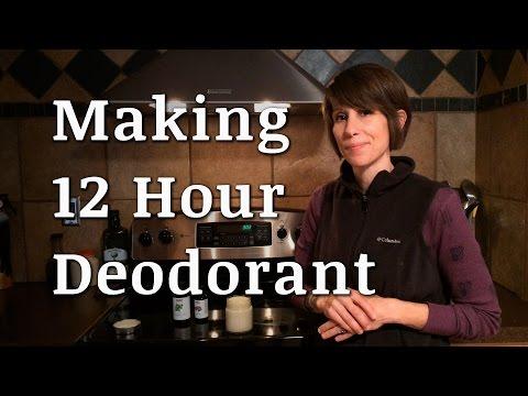 All Natural 12-Hour Deodorant Paste