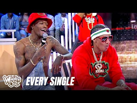 Every Single Season 13 Talking Spit  Wild 'N Out