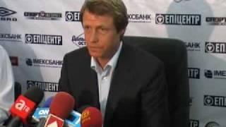 Олег КОНОНОВ, гл. тренер ФК «Карпаты»