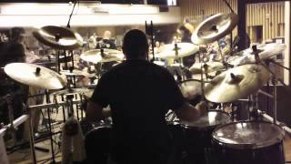 "DIMMU BORGIR/ ORCHESTRA  ""Kings of The Carnival Creation"" DARAY DRUM CAM"