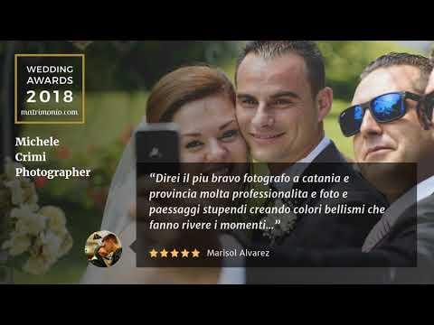 michele crimi vince il premio di matrimoniocom wedding awards 2018