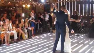 """#Burisa First Dance Otis Redding's """"These Arms of Mine"""""""