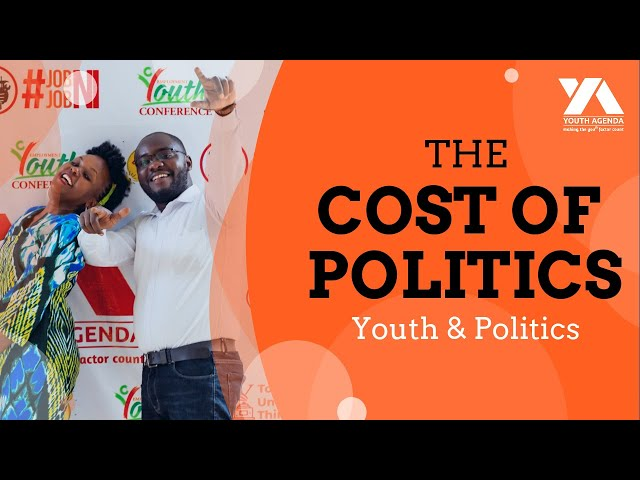 The Cost of politics   ||  #TheSpeakOut with Ruth Asiimwe