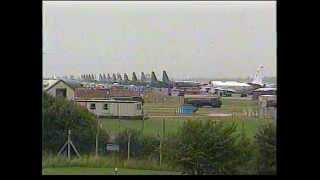 RAF FAIRFORD Little America in the West. RIAT.