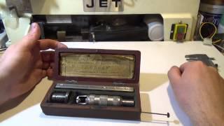 Обзор. Старинный измерительный инструмент.(Небольшой обзор старинного измерительного инструмента. 1. Прибор