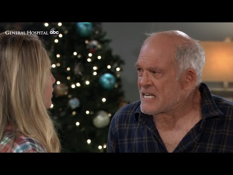 General Hospital Clip: It's Just the Disease Talking