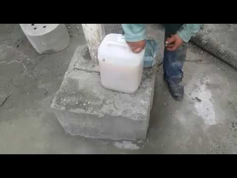 Суперпрочные бетоны гидрофобный цементный раствор