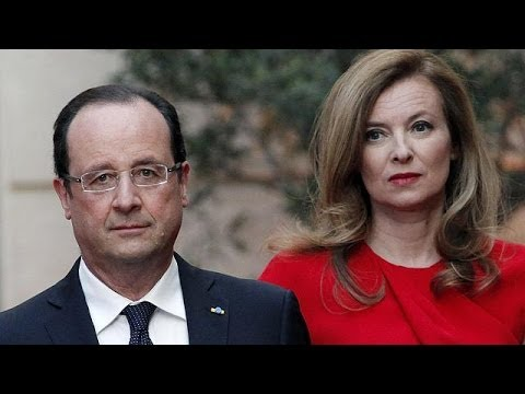 France: Hollande confirms split with Trierweiler