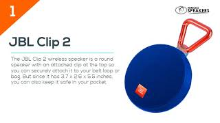 The 5 Smallest Wireless Speakers That Can Fit In Your Pocket