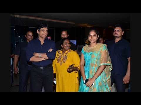 Nagarjuna Interaction With Women About Raju Gari Gadhi 2 Movie Gallery || SocialNews.XYZ