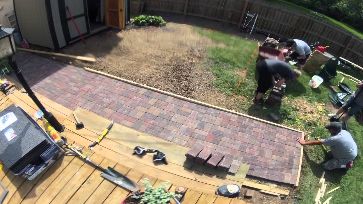 Patio Time Lapse May12th Youtube Sharing Youtube