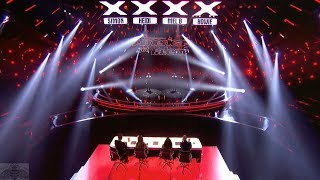 America's Got Talent 2017 Who Makes It to the Live Shows Part 2 Judge Cuts S12E08
