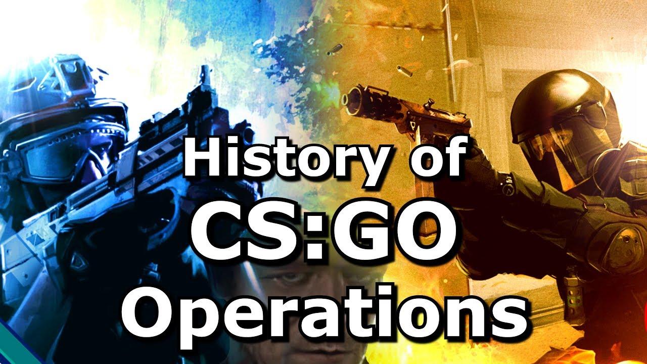 Cs Go Operations