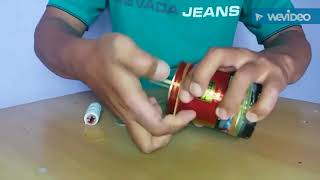Cara membuat alarm sederhana dari kaleng bekas