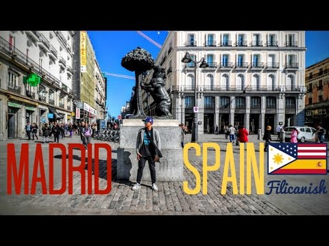 THINGS TO DO IN MADRID SPAIN | TRAVEL VLOG