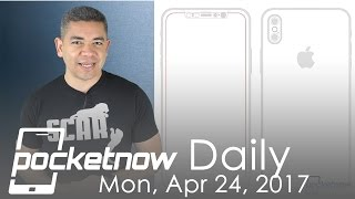 iPhone 8 full design leaked, Spotify hardware & more - Pocketnow Daily