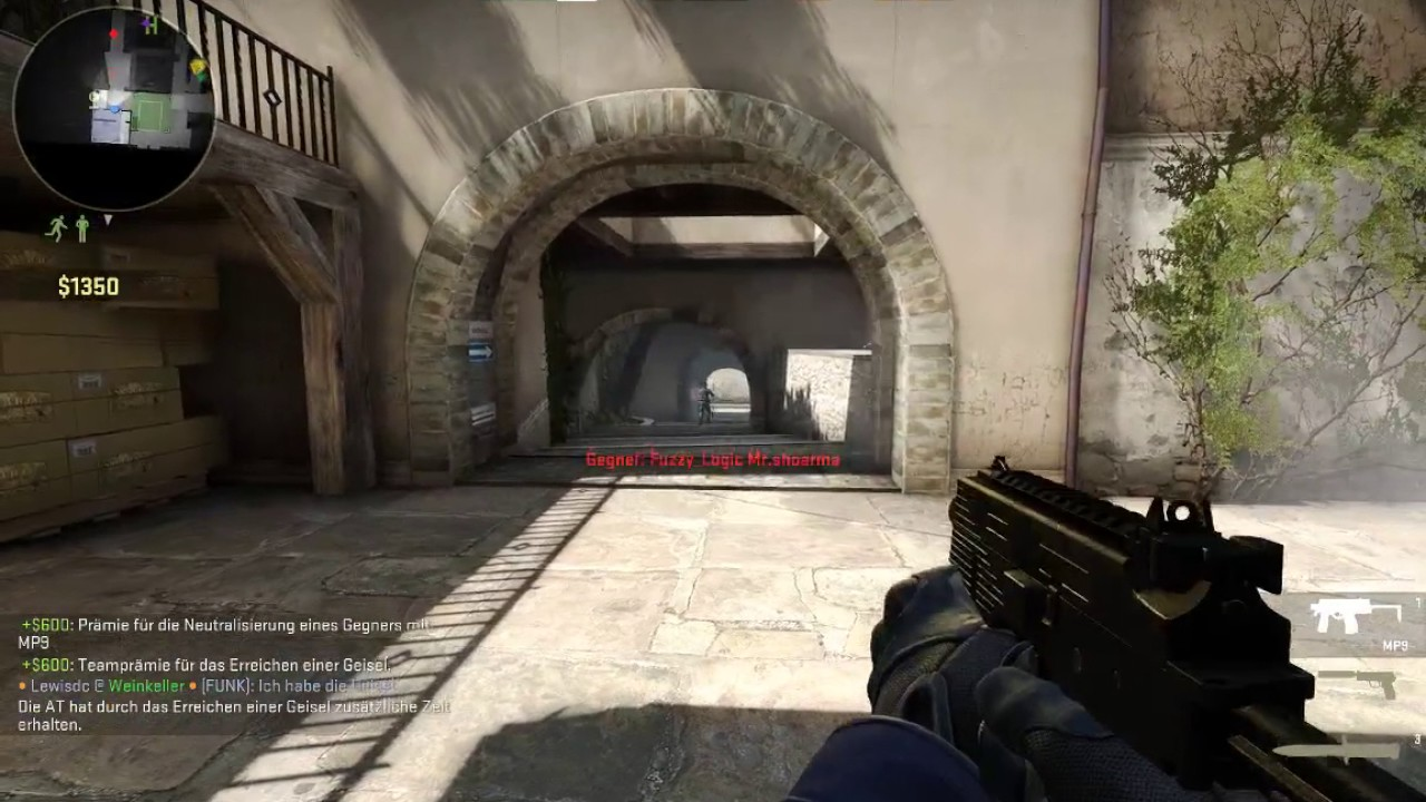 how to play cs go online with friends