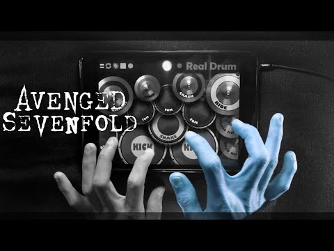 Avenged Sevenfold - Nightmare   Real Drum Cover (iPad Drum)