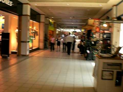Monaghan`s commercial center captured on video
