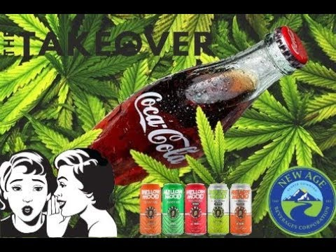 New Age Beverages Rumored Coca Cola Takeover
