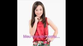 Larissa Manoela - Te gosto tanto - (Letra)