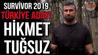 hikmet-tusuz-survivor-2019-trkiye-yunanistan