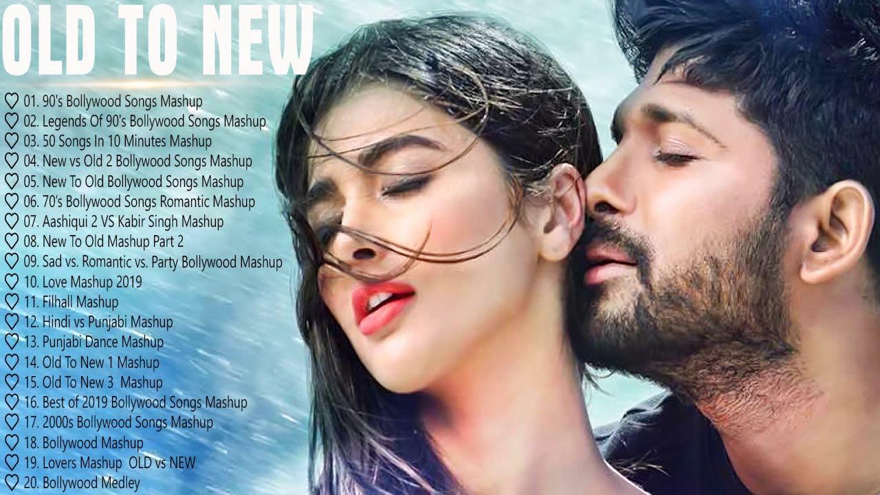 Old VS New Bollywood Mashup Songs | 90's Bollywood Songs Mashup | Romantic HINDI Mashup songs 2020