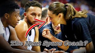 Spurs Coach Becky Hammon: The First Female Head Coach In NBA History?
