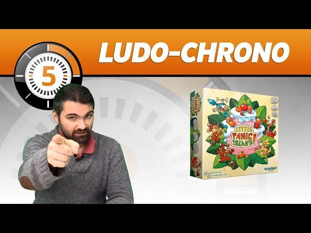 LudoChrono - Little Panic Island