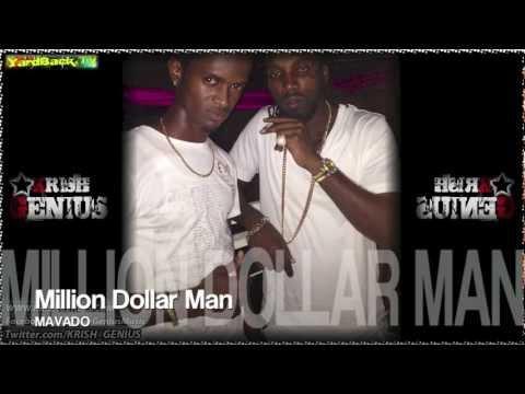 Mavado - Million Dollar Man [Raw Cash Riddim] Jan 2013