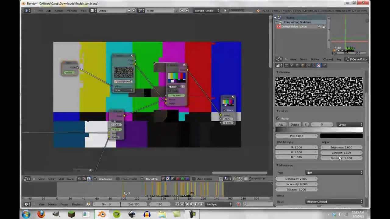 Tv Screen Error Youtube