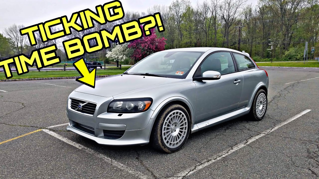 My Volvo C30 Would Have Blown Up If I Didn T Fix These Parts Youtube