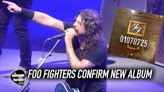 Foo Fighters Confirm New Album