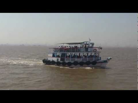 Ferry - Mumbai to Elephanta Island