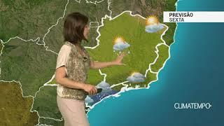 Previsão Sudeste – Nova frente fria avança pelo litoral