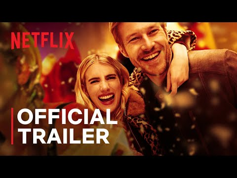 Holidate Starring Emma Roberts Find Your Perfect Plus One Official Trailer Netflix Youtube