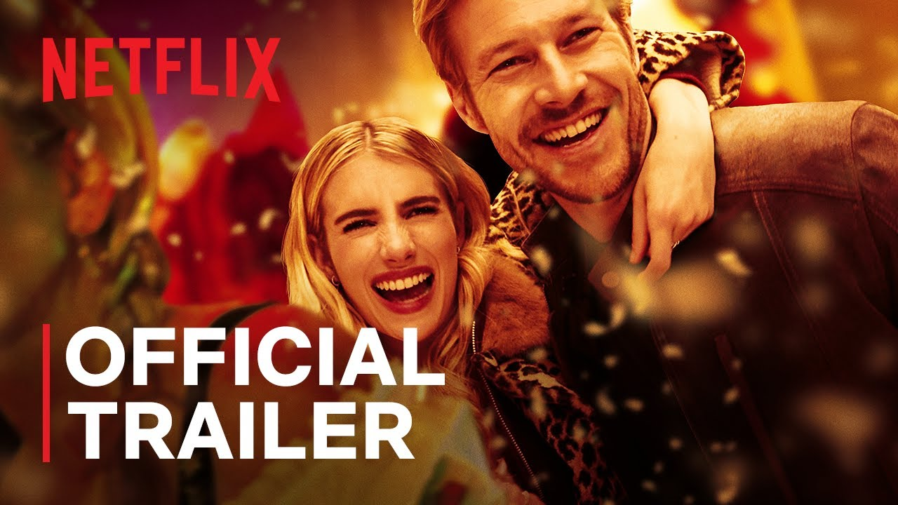 Netflix S Holidate Meet Emma Roberts Luke Bracey Andrew Bachelor And Rest Of The Cast Of Holiday Romcom News Break