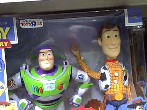 Toys R Us Pokemon And Toy Story Batman Toys Youtube