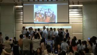 聖愛德華天主教小學2013畢業聚餐04