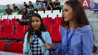 Атмосфера матча «КАМАЗ» 4:1 «Крылья Советов-2»