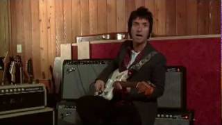 "Johnny Marr - ""The Headmaster Ritual"" - Fender Amps  Interview 2009"