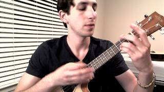 """You Belong To Me"" (Jason Wade of Lifehouse) Ukulele Tutorial"