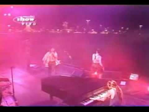 Guns N Roses - Street of Dreams (The Blues) Rock In Rio III 2001 HD